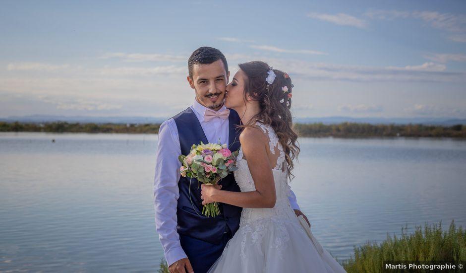 Le mariage de Samuel et Mélanie à Aimargues, Gard