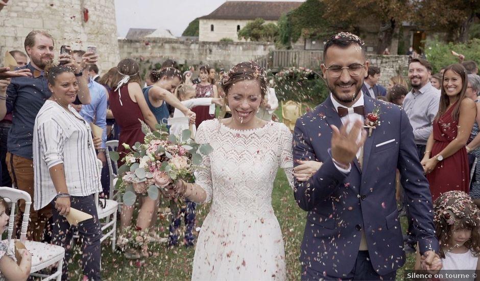 Le mariage de Kévin et Julie à Lémeré, Indre-et-Loire