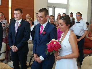 Le mariage de Elodie et Virgile