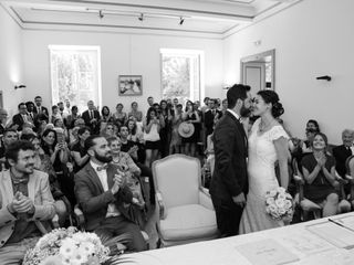 Le mariage de Anthony et Mireille