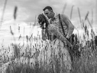 Le mariage de Casilia et Bastien