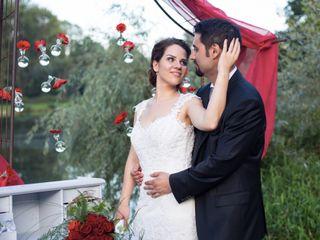 Le mariage de Stéphanie et Bruno