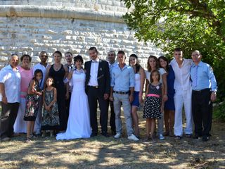 Le mariage de Sandrine et Hervé 1