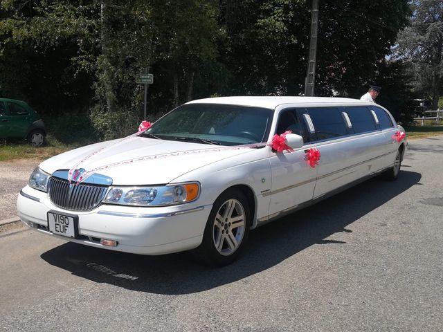 Le mariage de Virgile et Elodie à Saint-Doulchard, Cher 13