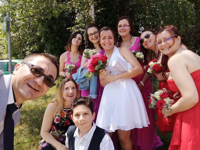 Le mariage de Virgile et Elodie à Saint-Doulchard, Cher 14