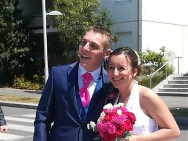Le mariage de Virgile et Elodie à Saint-Doulchard, Cher 16