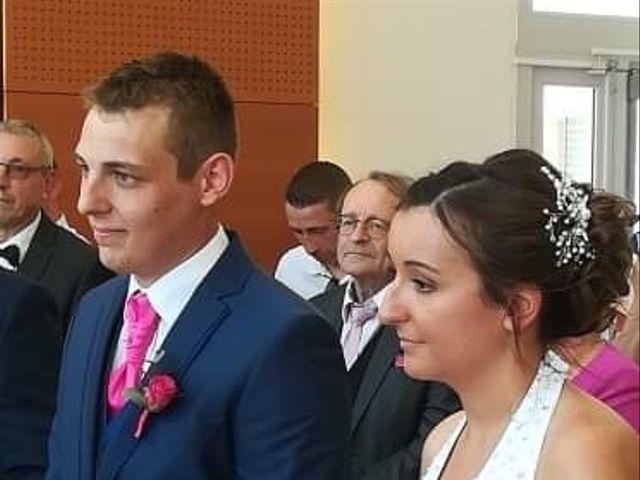 Le mariage de Virgile et Elodie à Saint-Doulchard, Cher 22