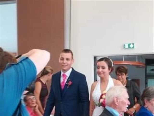 Le mariage de Virgile et Elodie à Saint-Doulchard, Cher 25