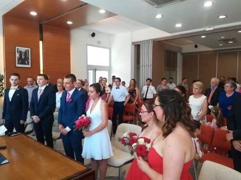 Le mariage de Virgile et Elodie à Saint-Doulchard, Cher 26