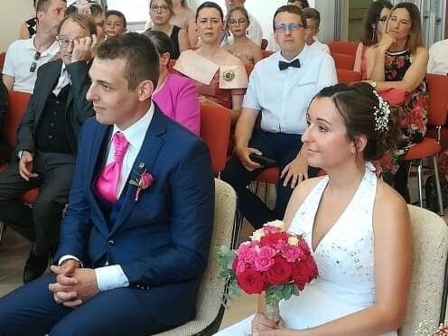 Le mariage de Virgile et Elodie à Saint-Doulchard, Cher 27