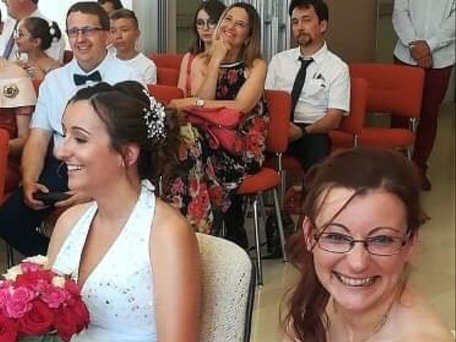 Le mariage de Virgile et Elodie à Saint-Doulchard, Cher 31