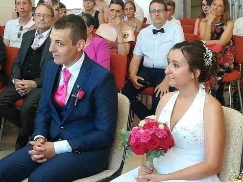 Le mariage de Virgile et Elodie à Saint-Doulchard, Cher 32