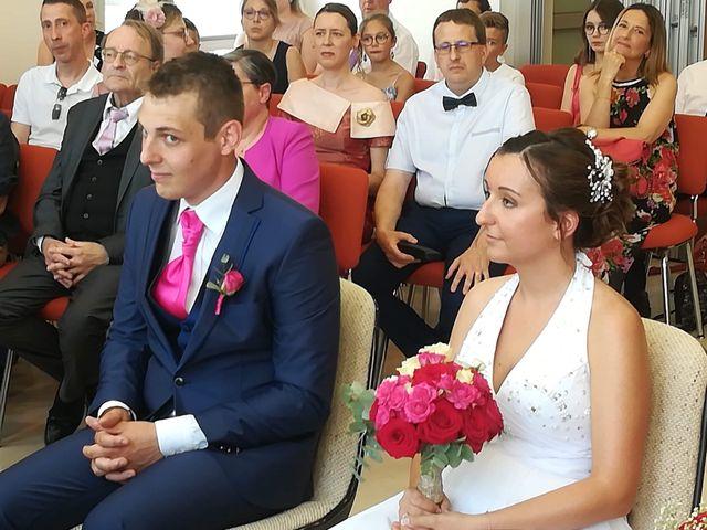 Le mariage de Virgile et Elodie à Saint-Doulchard, Cher 33