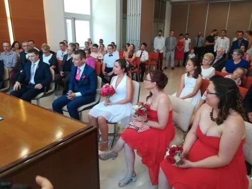 Le mariage de Virgile et Elodie à Saint-Doulchard, Cher 35