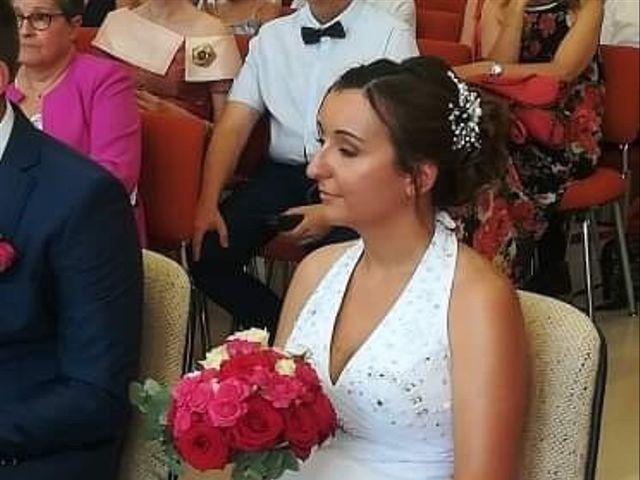 Le mariage de Virgile et Elodie à Saint-Doulchard, Cher 36