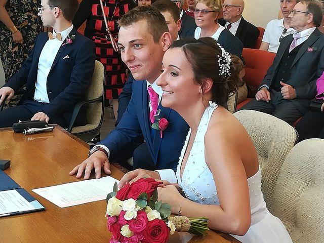 Le mariage de Virgile et Elodie à Saint-Doulchard, Cher 39