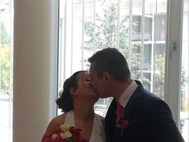 Le mariage de Virgile et Elodie à Saint-Doulchard, Cher 40