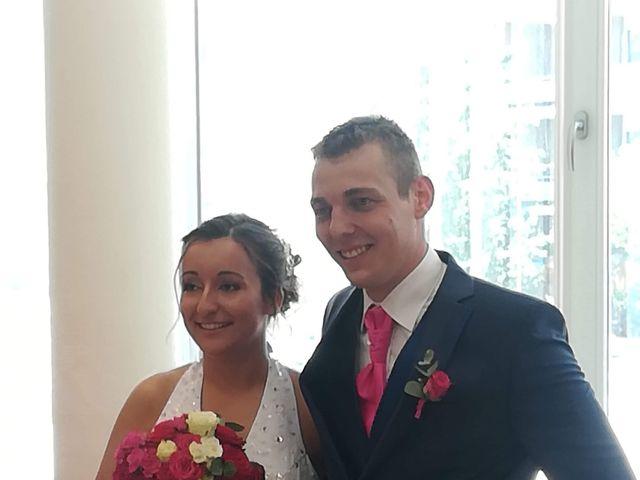 Le mariage de Virgile et Elodie à Saint-Doulchard, Cher 42