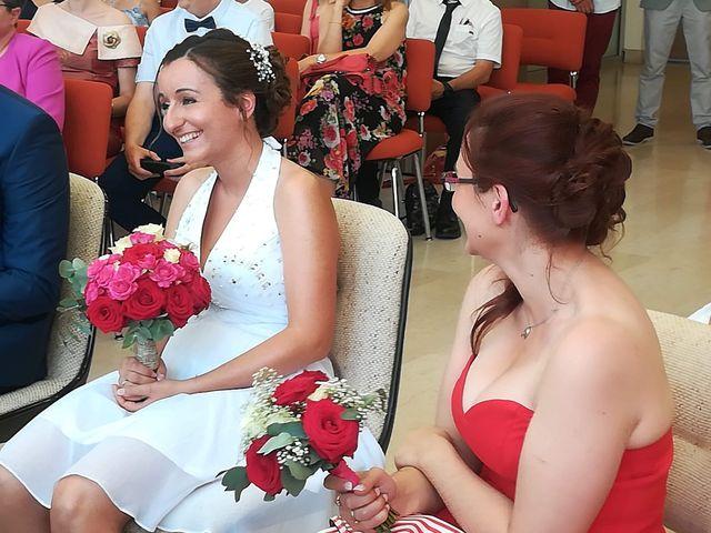 Le mariage de Virgile et Elodie à Saint-Doulchard, Cher 43