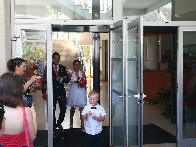 Le mariage de Virgile et Elodie à Saint-Doulchard, Cher 48
