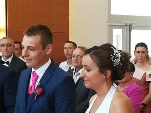 Le mariage de Virgile et Elodie à Saint-Doulchard, Cher 49