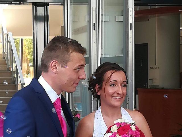 Le mariage de Virgile et Elodie à Saint-Doulchard, Cher 53