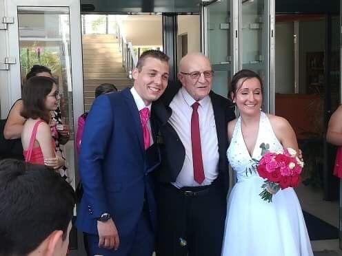 Le mariage de Virgile et Elodie à Saint-Doulchard, Cher 55