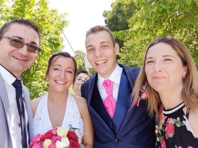 Le mariage de Virgile et Elodie à Saint-Doulchard, Cher 58