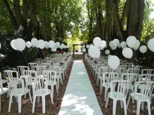 Le mariage de Virgile et Elodie à Saint-Doulchard, Cher 63