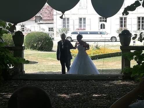 Le mariage de Virgile et Elodie à Saint-Doulchard, Cher 68