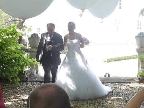 Le mariage de Virgile et Elodie à Saint-Doulchard, Cher 69