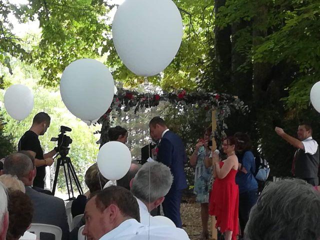 Le mariage de Virgile et Elodie à Saint-Doulchard, Cher 72