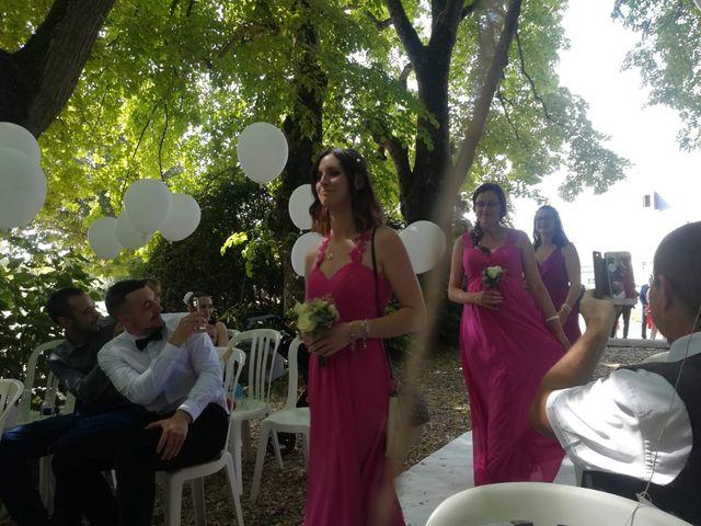 Le mariage de Virgile et Elodie à Saint-Doulchard, Cher 74
