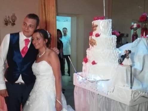 Le mariage de Virgile et Elodie à Saint-Doulchard, Cher 77