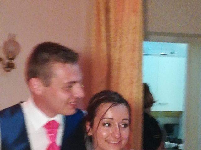 Le mariage de Virgile et Elodie à Saint-Doulchard, Cher 86