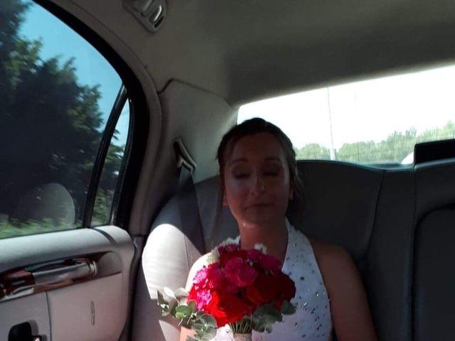 Le mariage de Virgile et Elodie à Saint-Doulchard, Cher 97