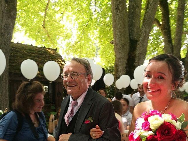 Le mariage de Virgile et Elodie à Saint-Doulchard, Cher 104