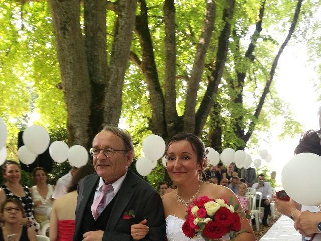 Le mariage de Virgile et Elodie à Saint-Doulchard, Cher 105