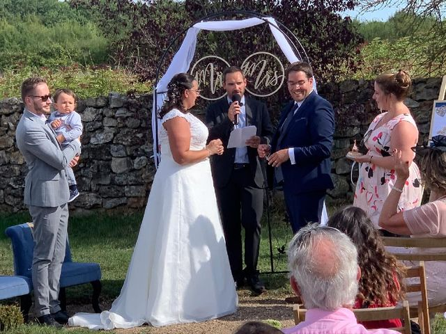Le mariage de Laureline  et  Adrien
