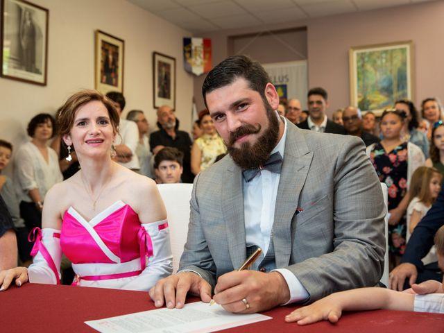 Le mariage de Romain et Aurore à Marmande, Lot-et-Garonne 25