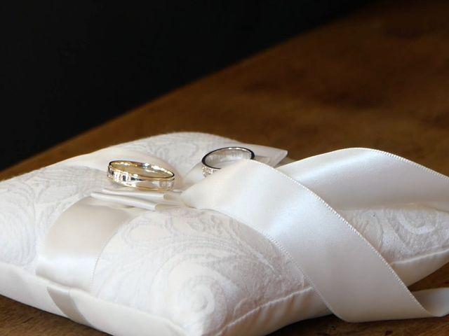 Le mariage de Guillaume et Nadia à Saint-Gervasy, Gard 1
