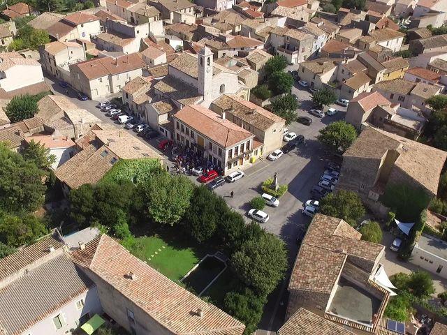Le mariage de Guillaume et Nadia à Saint-Gervasy, Gard 14