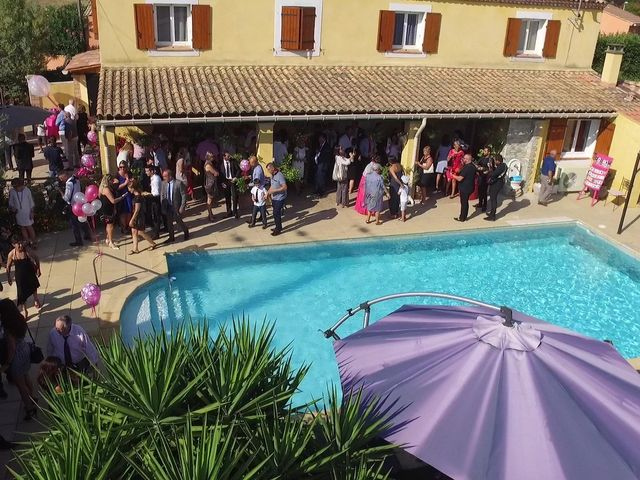 Le mariage de Guillaume et Nadia à Saint-Gervasy, Gard 16