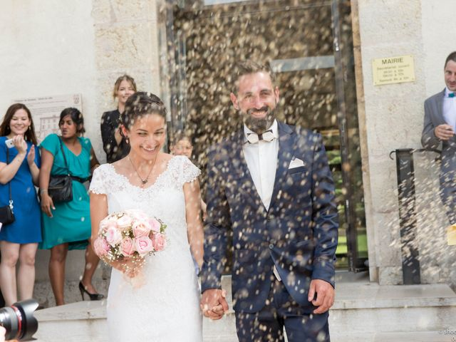 Le mariage de Mireille et Anthony à Aix-en-Provence, Bouches-du-Rhône 10