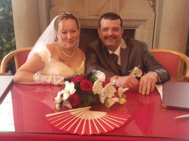 Le mariage de Angelique  et Rudy