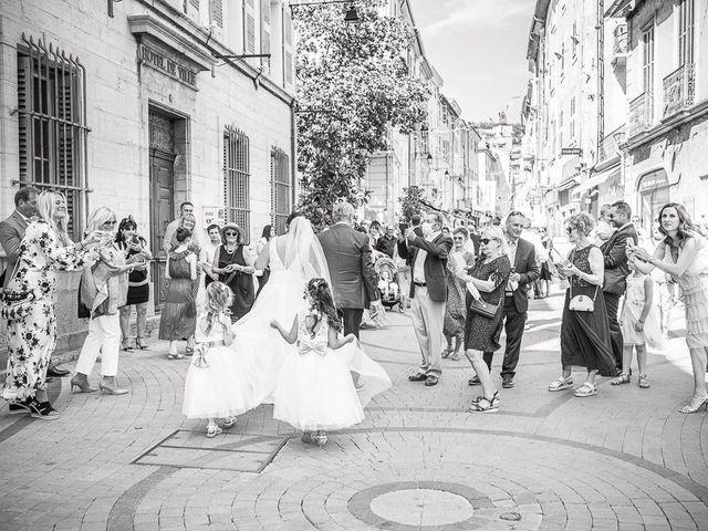 Le mariage de Benoît et Emmanuella à Draguignan, Var 14