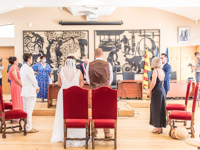 Le mariage de Benoît et Emmanuella à Draguignan, Var 15
