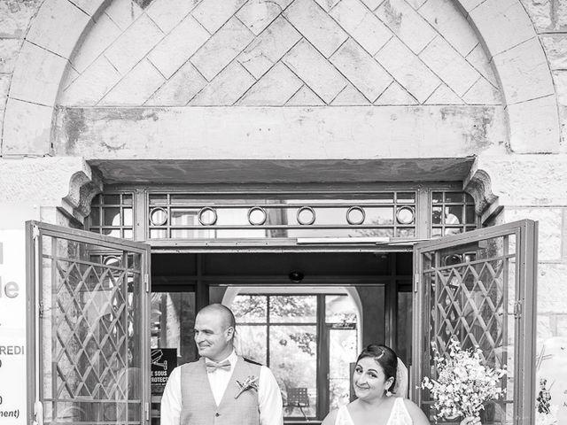 Le mariage de Benoît et Emmanuella à Draguignan, Var 17