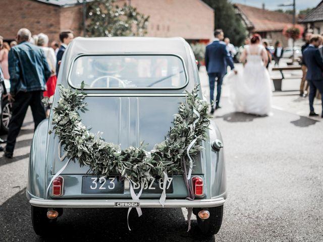 Le mariage de Quentin et Cindy à Wisches, Bas Rhin 9