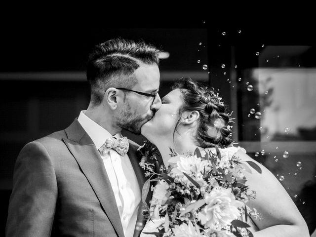 Le mariage de Quentin et Cindy à Wisches, Bas Rhin 10